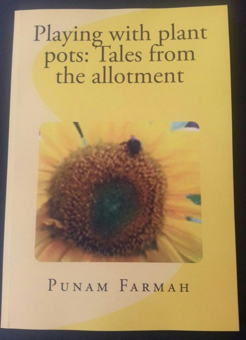 Guest Blogger Punam Farmah on why she wrote a book!
