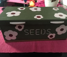 The floral seed box from Loldeantimber