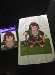 Microfibre Petal Tea Towel £4.50